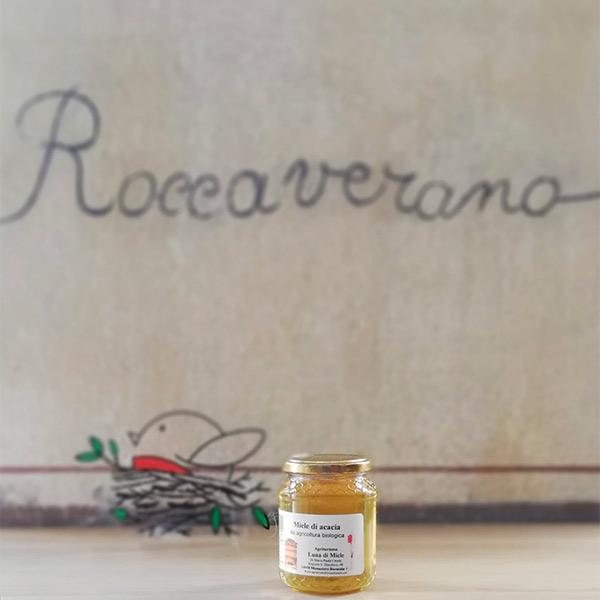 miele di acacia luna di miele